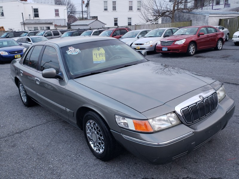 Mercury Grand Marquis GS Convenience 2002