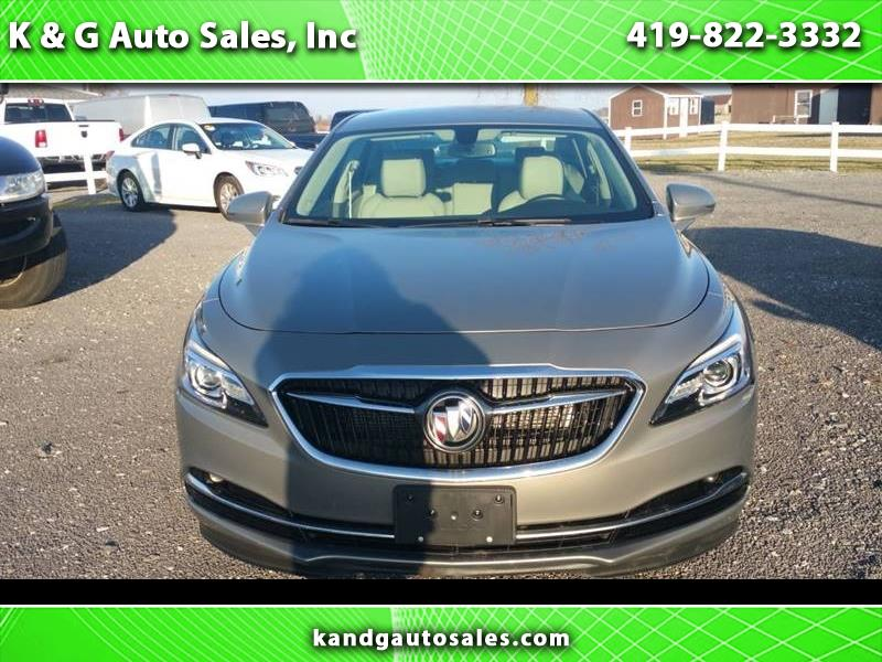 2017 Buick LaCrosse Preferred 4dr Sedan