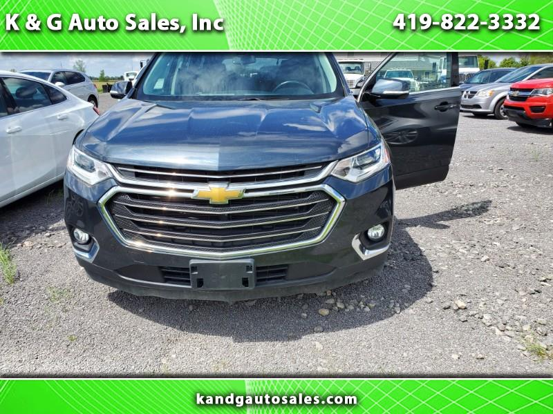 Chevrolet Traverse LT Feather AWD 2018