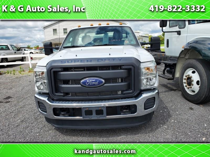 Ford F-350 SD XL DRW 2WD 2015