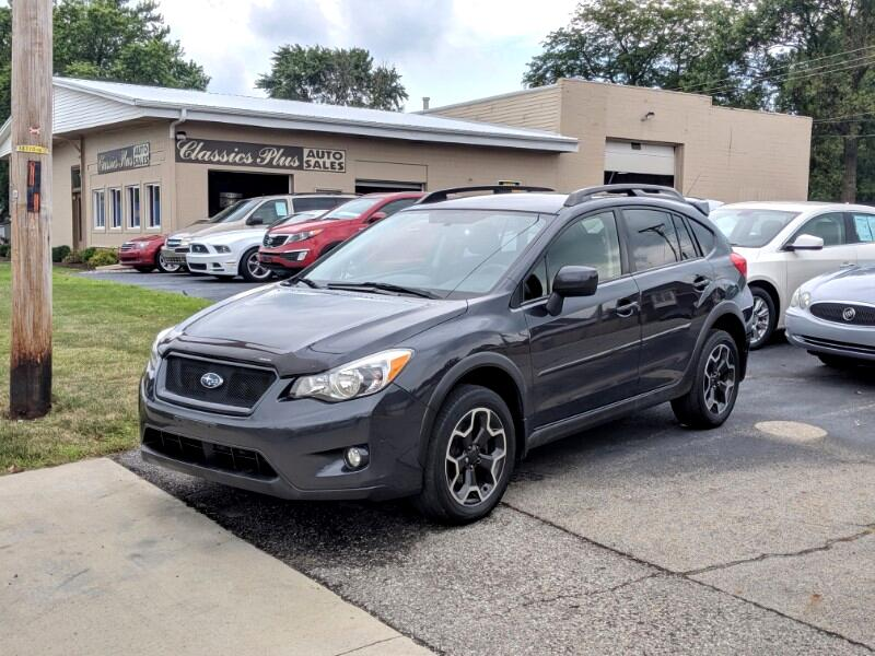 2014 Subaru XV Crosstrek 2.0 Limited