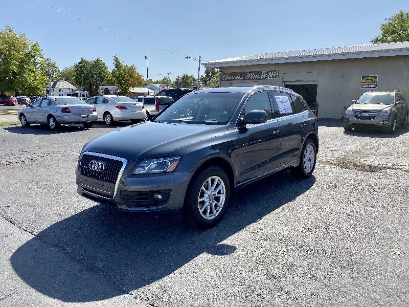 2011 Audi Q5 2.0 turbo Quattro Premium Plus