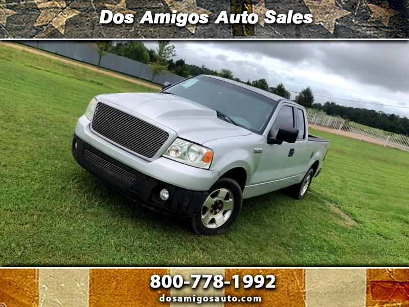"2006 Ford F-150 2WD SuperCab 145"" FX2"