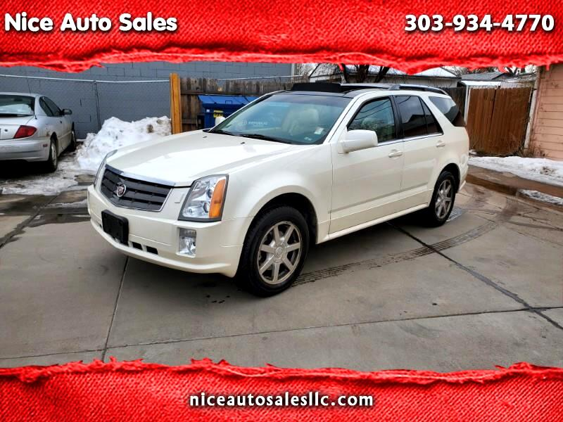 Cadillac SRX AWD 4dr Luxury Collection 2005