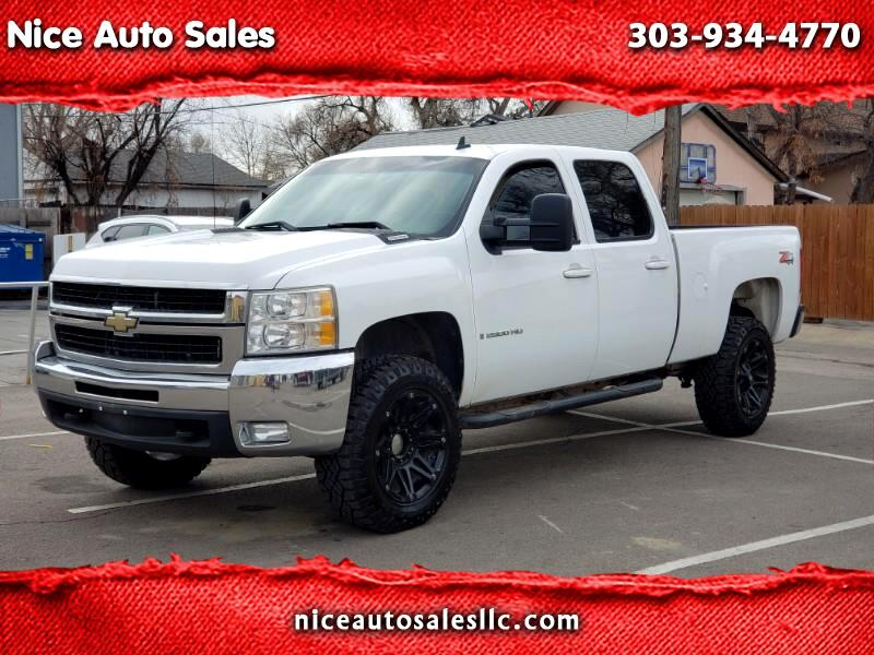 Chevrolet Silverado 2500HD LTZ Crew Cab Short Box 4WD 2008