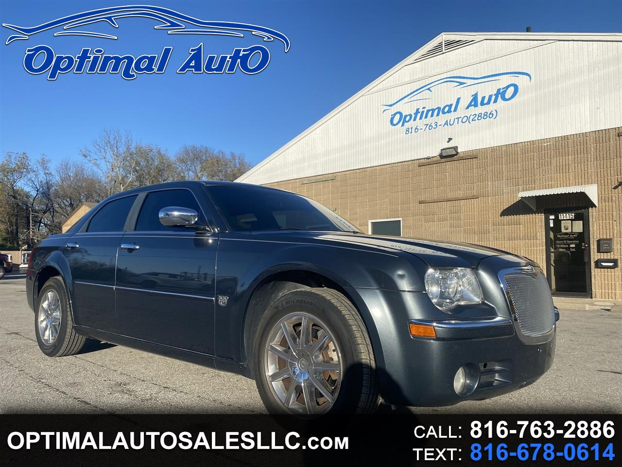 Chrysler 300 4dr Sdn 300C AWD 2007