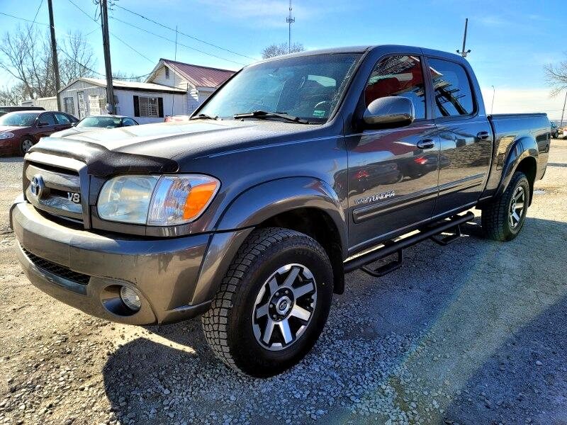 Toyota Tundra Limited Double Cab 2WD 2005