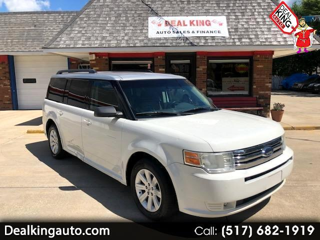 Ford Flex 4dr SE FWD 2010