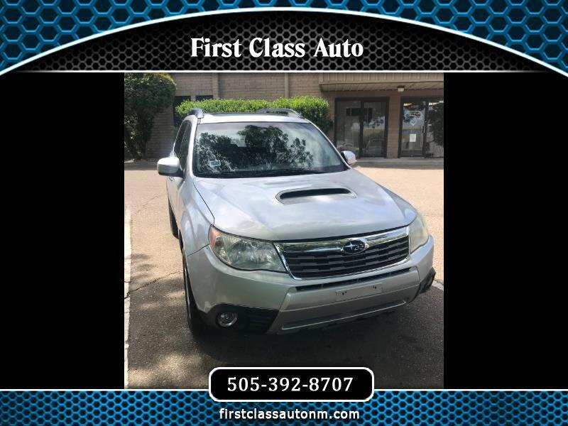 Subaru Forester Sports 2.5XT 2009