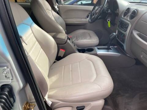 2004 Jeep Liberty Limited 2WD
