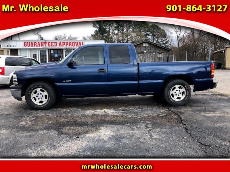Chevrolet 1500 Pickups  2001