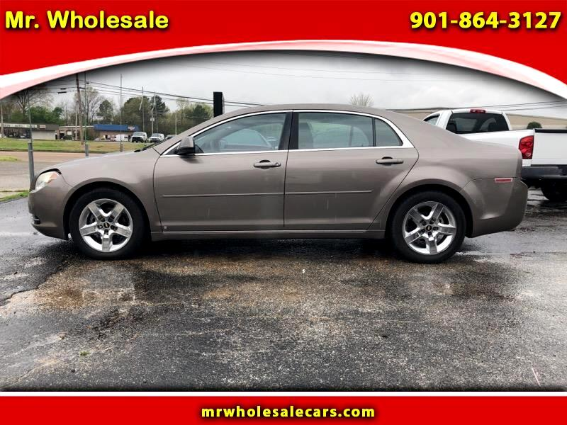 Chevrolet MALIBU LT Base 2010