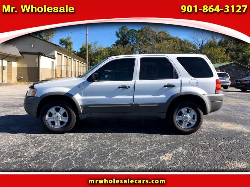 Ford Escape 2WD 4dr I4 Auto XLT 2002
