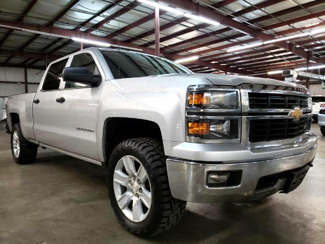 2014 Chevrolet Silverado 1500 1LT Crew Cab Long Box 4WD