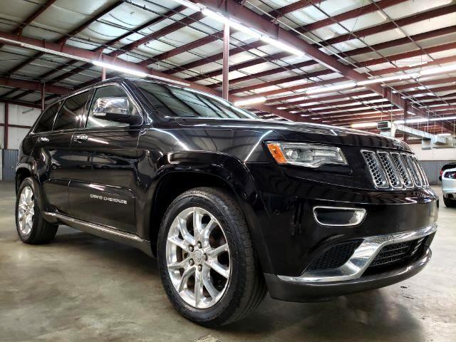 2014 Jeep Grand Cherokee Summit 4WD