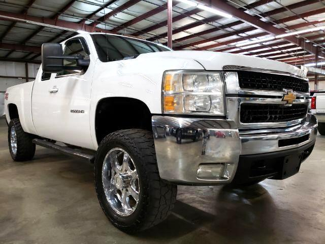 Chevrolet Silverado 2500HD LTZ Ext. Cab Std. Box 4WD 2009
