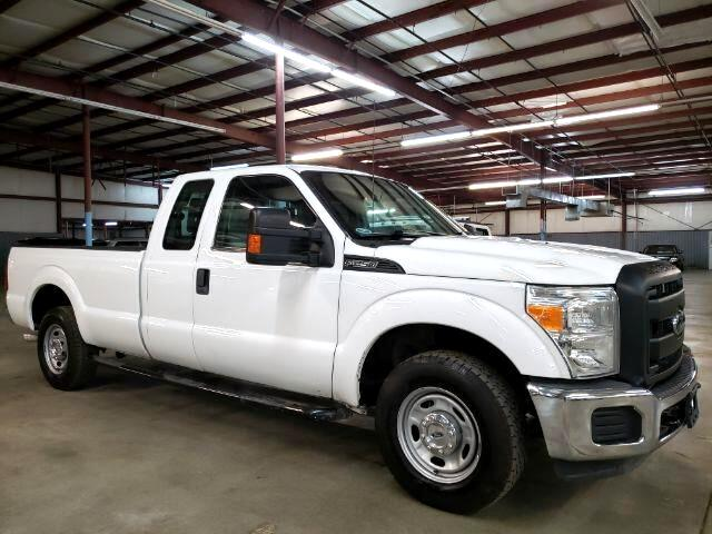 Ford F-250 SD XLT SuperCab 2WD 2016