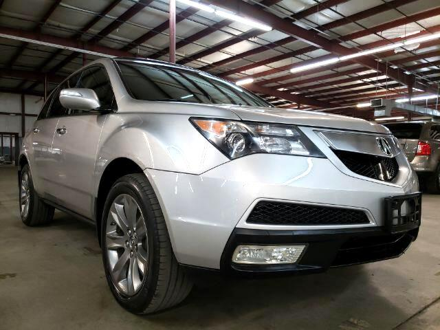 Acura MDX 6-Spd AT w/Advance and Ent. Pkg 2011