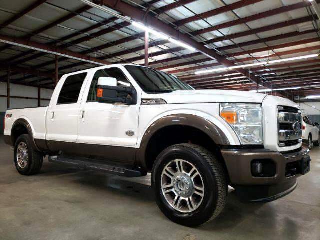 Ford F-250 SD King Ranch Crew Cab 4WD 2016