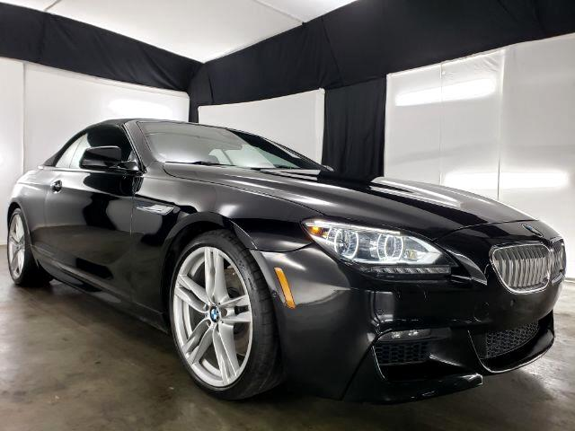 BMW 6-Series 650i Convertible 2014