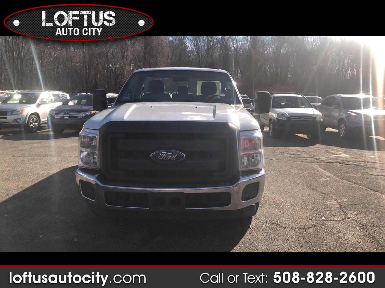 2014 Ford F250 XL 2WD