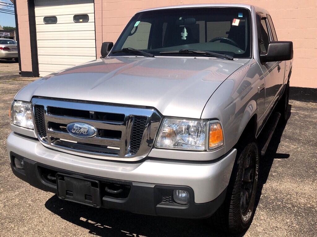 2007 Ford Ranger XL SuperCab 4WD