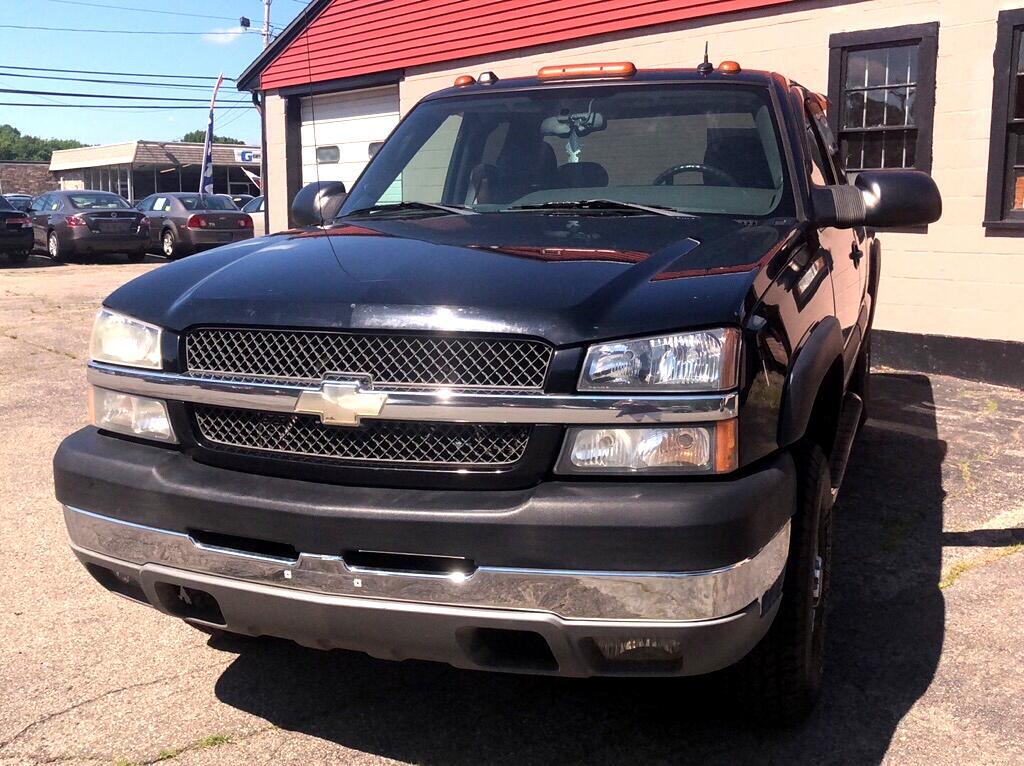 2004 Chevrolet Silverado 2500 Ext. Cab Long Bed 4WD