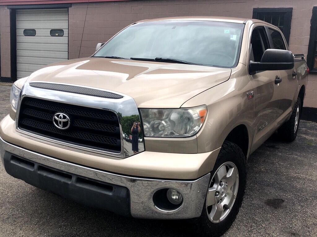 2007 Toyota Tundra SR5 CrewMax 6AT 4WD