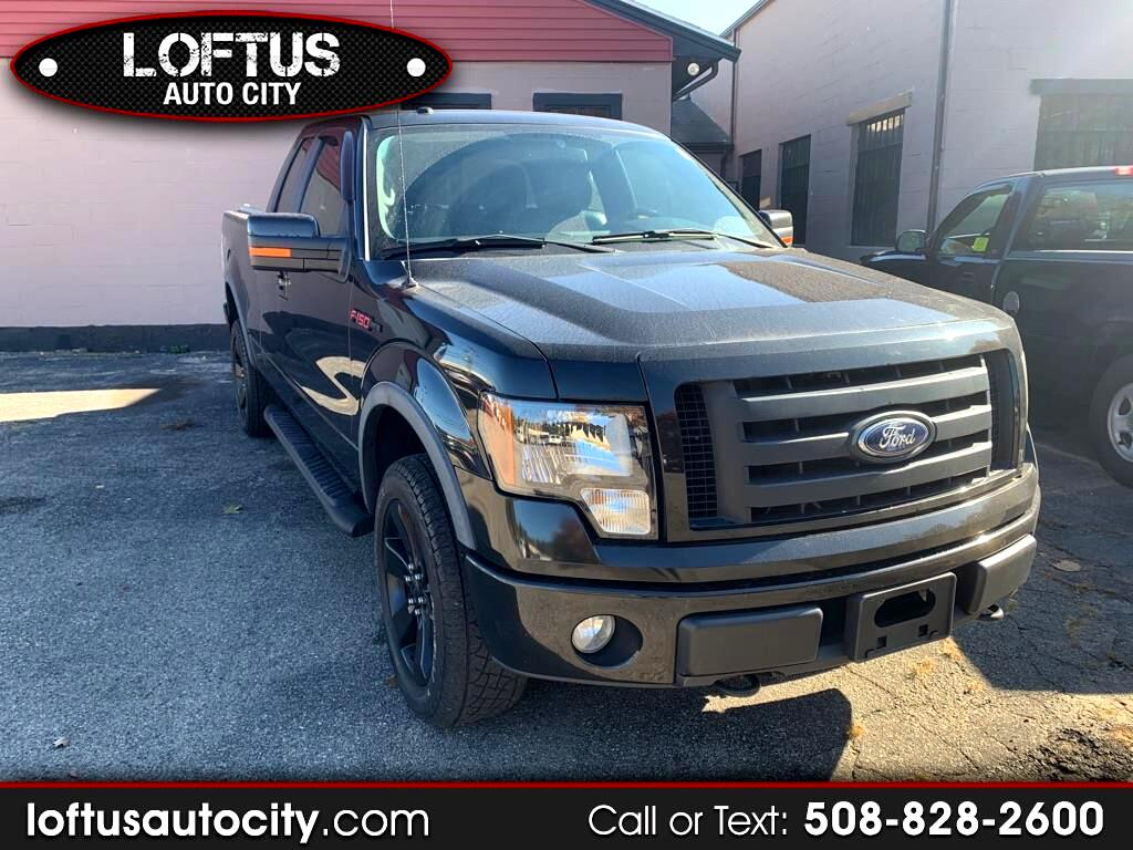 2010 Ford F150 FX4 SuperCab 6.5-ft. Bed 4WD