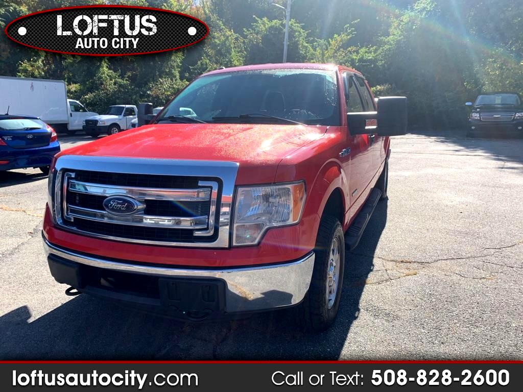 2013 Ford F150 XL SuperCrew 5.5-ft. Bed 4WD