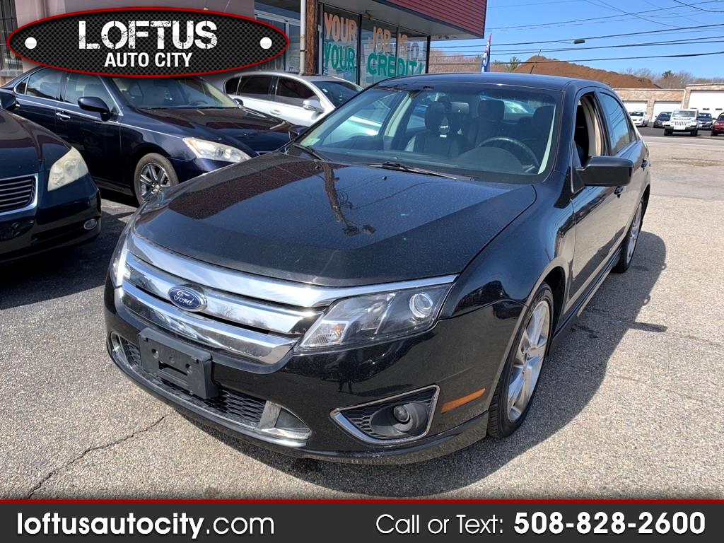 Ford Fusion V6 Sport FWD 2011