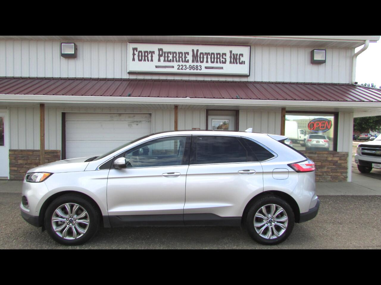 Ford Edge Titanium AWD 2019