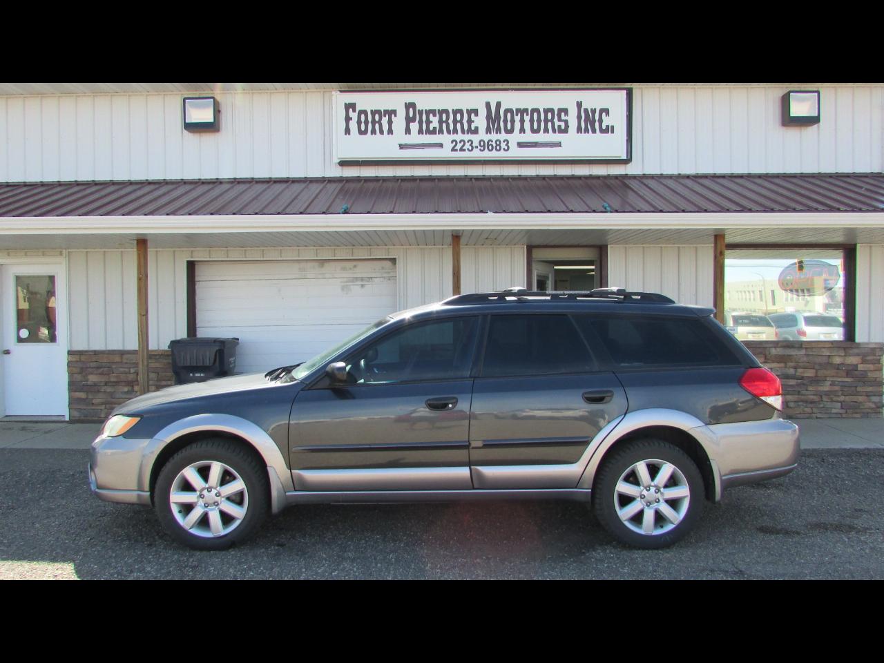 Subaru Outback 2.5i 2009