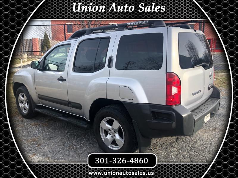 Nissan Xterra OR 4WD 2006