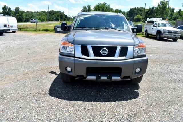 2014 Nissan Titan PRO-4X Crew Cab 4WD SWB