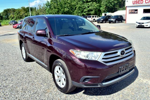 2011 Toyota Highlander FWD 4dr V6 Base (Natl)