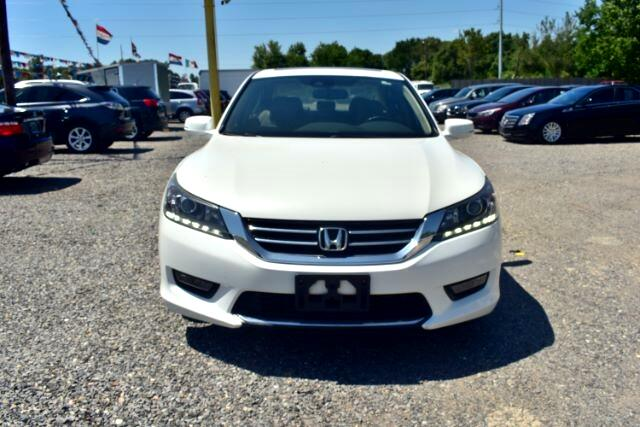 2014 Honda Accord EX-L V6 Sedan AT with Navigation