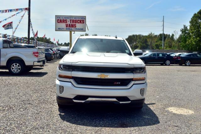 """Chevrolet Silverado 1500 4WD Crew Cab 143.5"""" LT w/2LT 2016"""