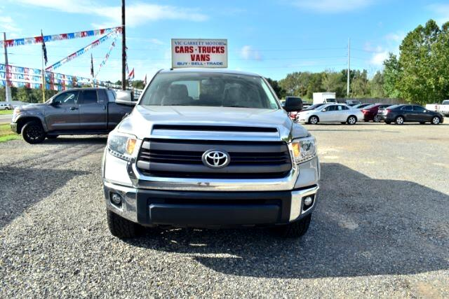Toyota Tundra 4WD Truck CrewMax 5.7L V8 6-Spd AT (Natl) 2015