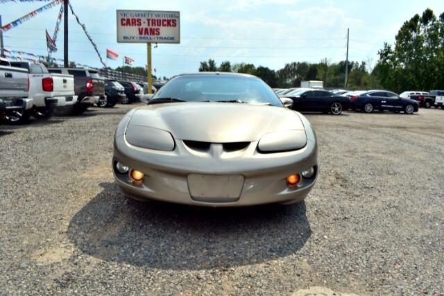 Pontiac Firebird 2dr Cpe Firebird 2002