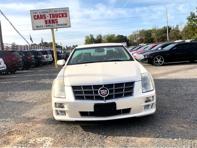Cadillac STS 4dr Sdn V6 RWD w/1SB 2009