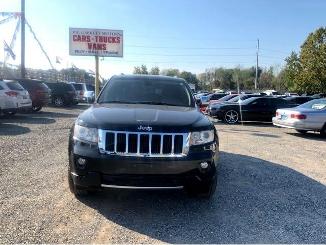 Jeep Grand Cherokee RWD 4dr Limited 2011