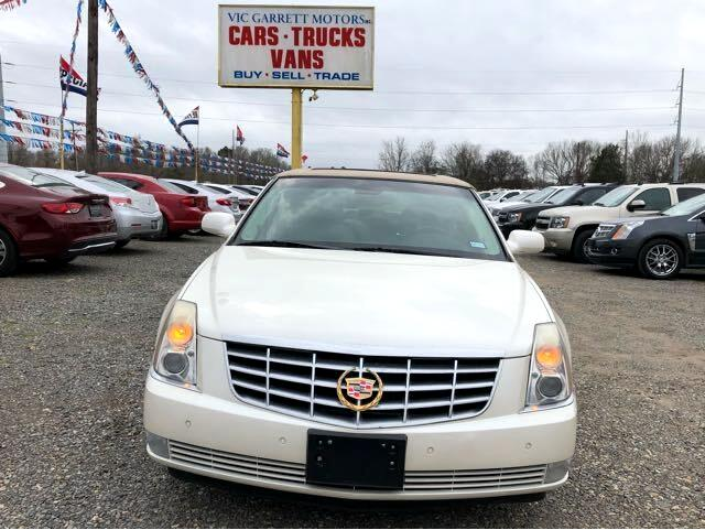 Cadillac DTS 4dr Sdn w/1SD 2008