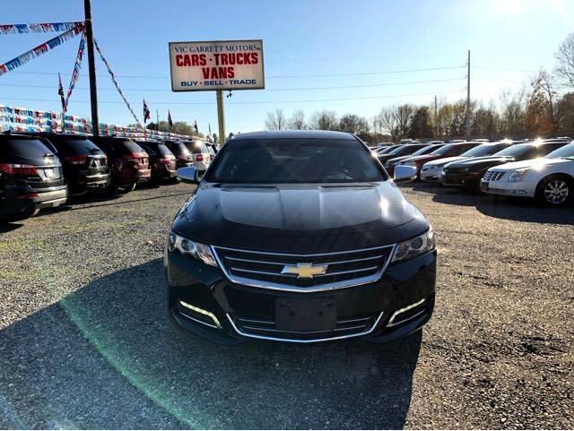 Chevrolet Impala 4dr Sdn LTZ w/2LZ 2016