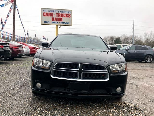 Dodge Charger 4dr Sdn SXT RWD 2014