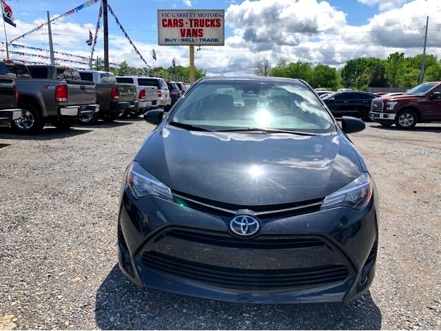 Toyota Corolla 50th Anniversary Special Edition CVT (Natl) 2017