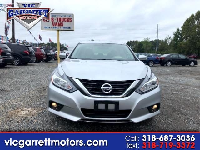 Nissan Altima 2.5 SL Sedan 2017
