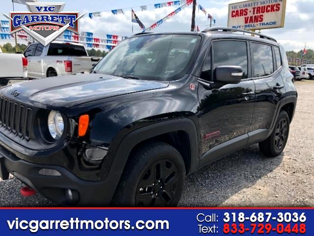 Jeep Renegade Trailhawk 4x4 2018
