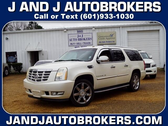 Cadillac Escalade ESV AWD Luxury 2007