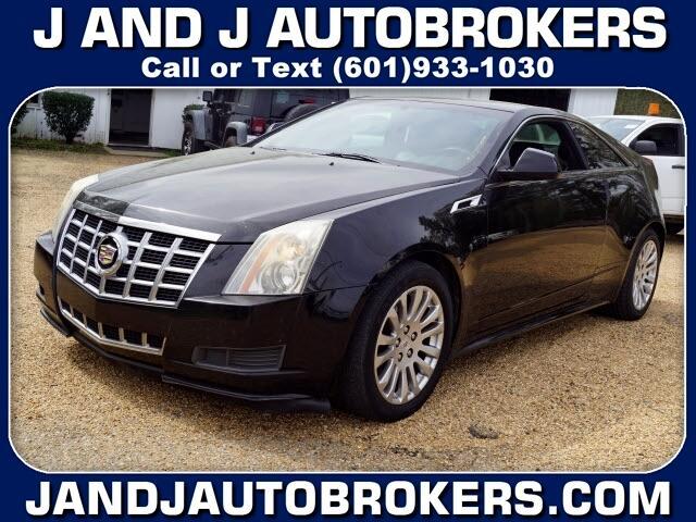 Cadillac CTS 3.0L Luxury 2013